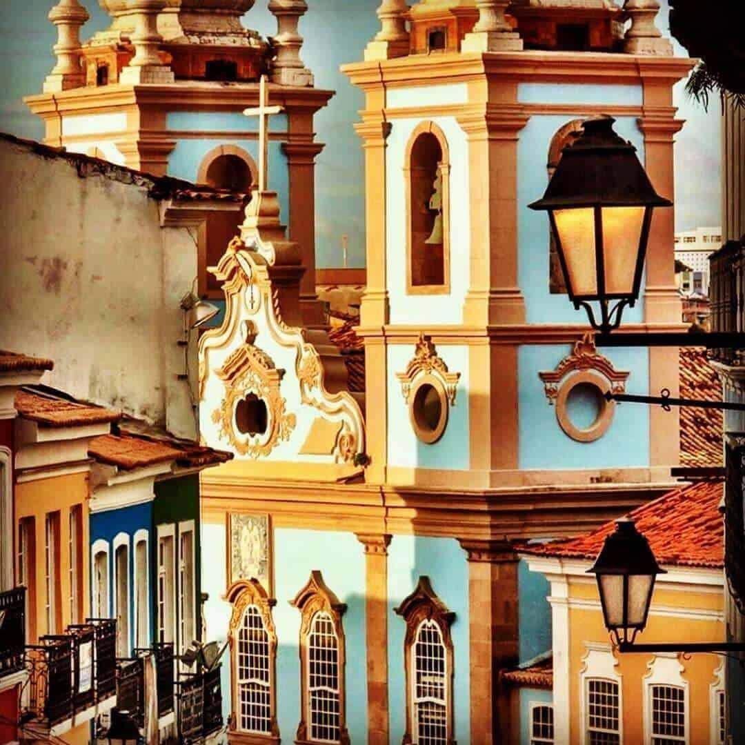 San Salvador de Bahía