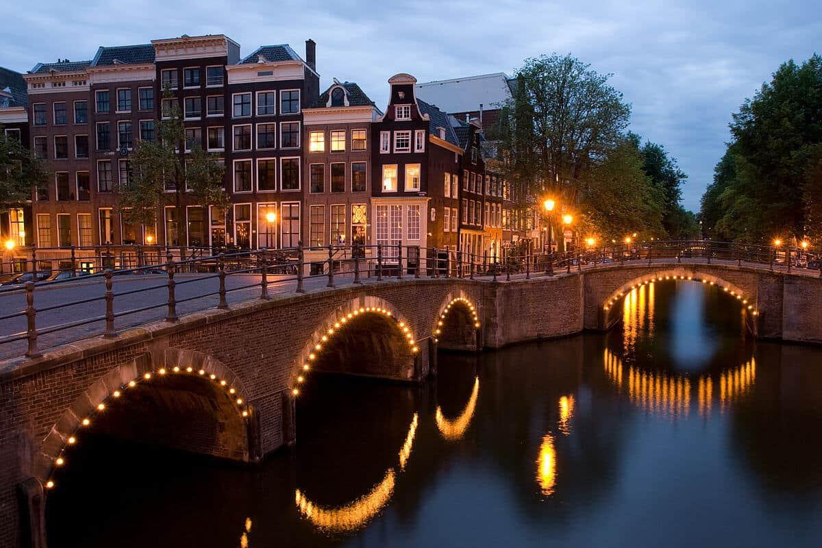 Dónde alojarte en Amsterdam, Países Bajos