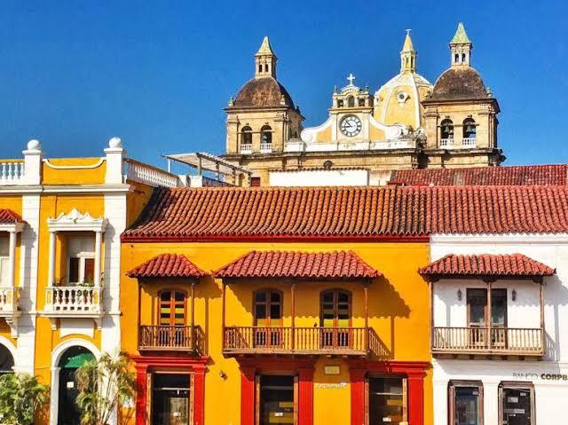 Cartagena de Indias, la bella ciudad colombiana
