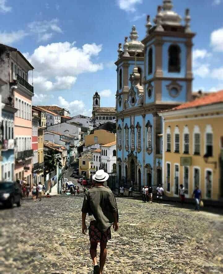 Bahía, Pelourinho