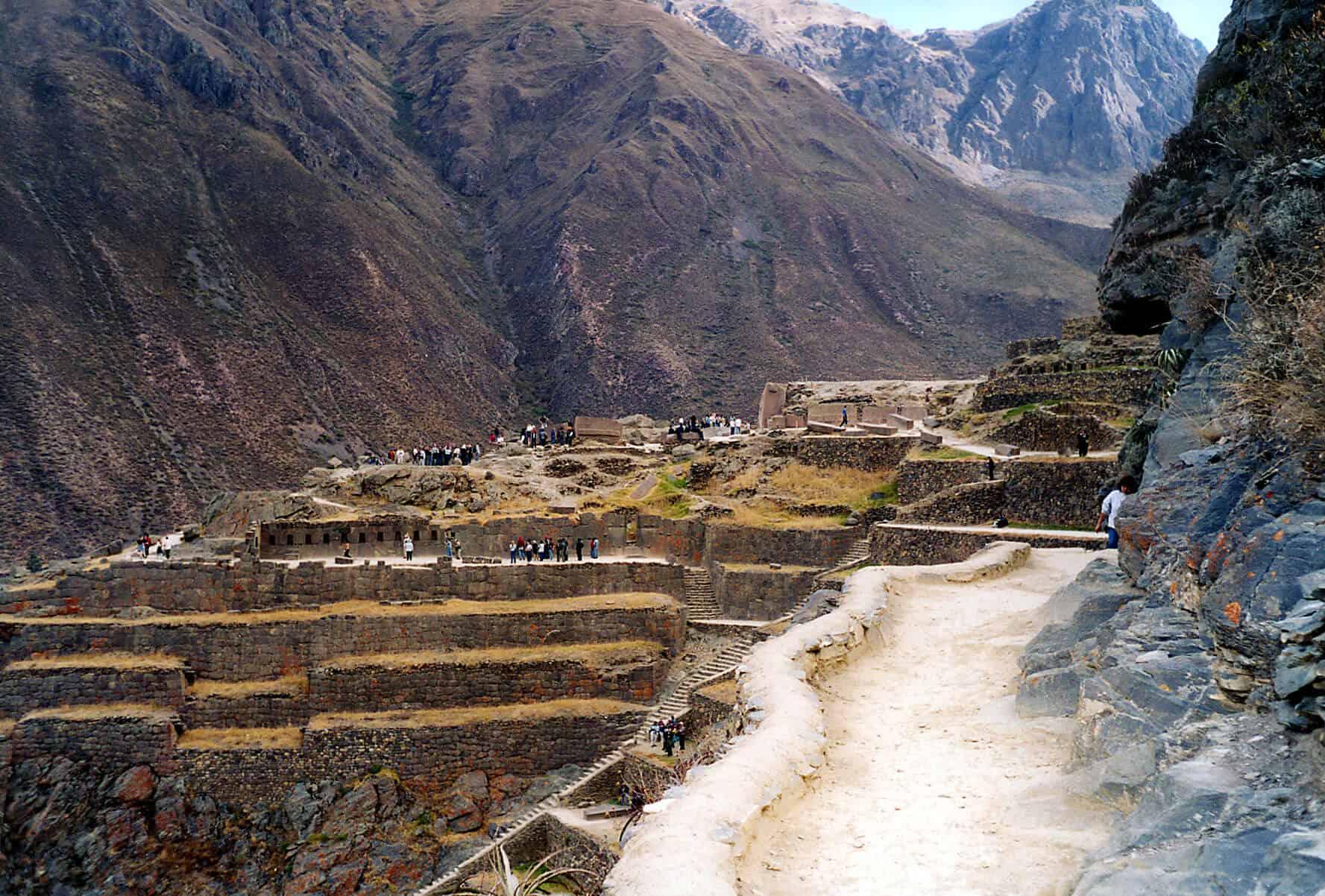 Ollantaytambo, la ciudad Inca