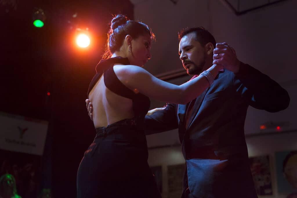 Tango Patrimonio cultural