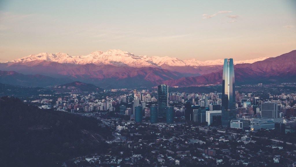 Ruta por Chile y Argentina