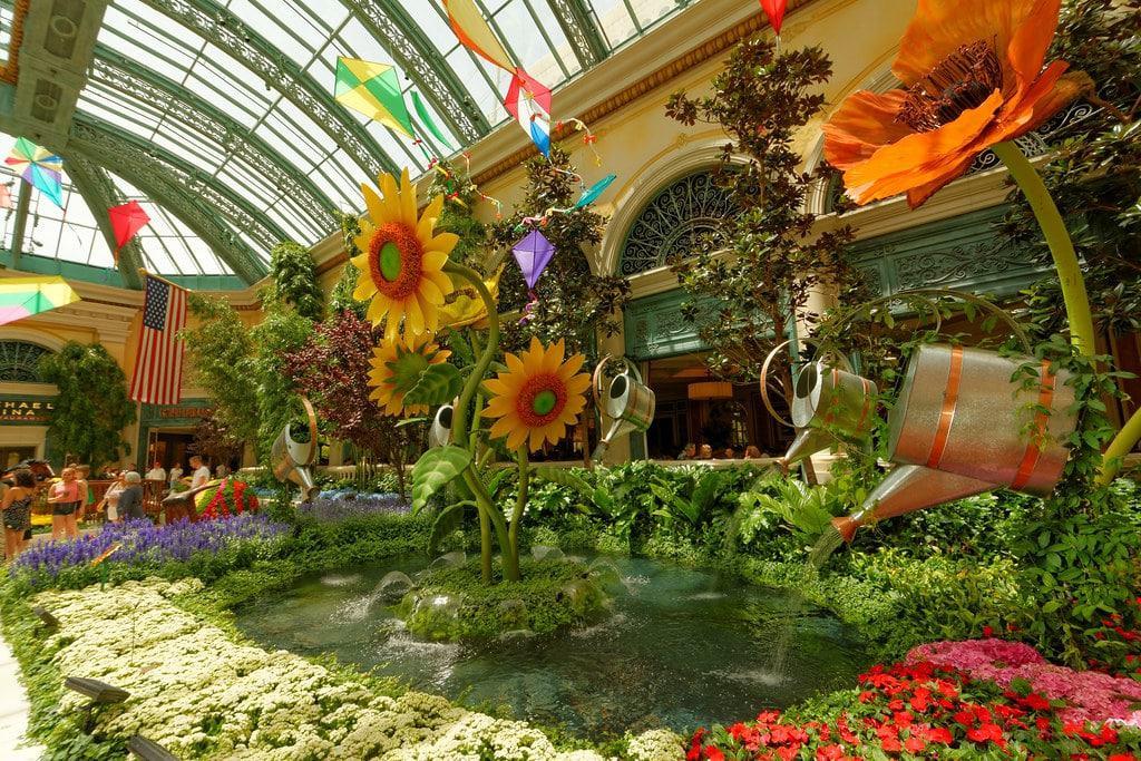 Emperors Garden Las Vegas