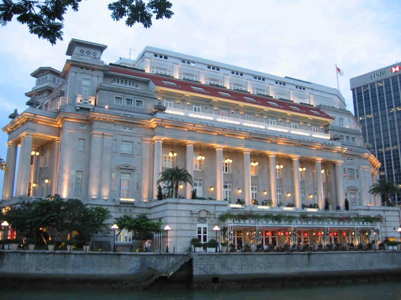 The Fullerton Hotel Singapur