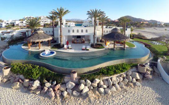 resort Las Ventanas al Paraíso.