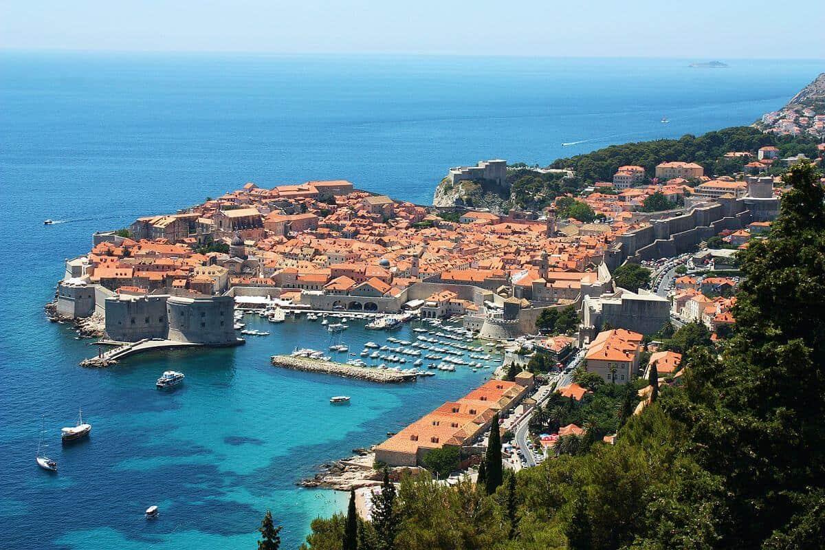 Los 5 mejores lugares para visitar en Croacia