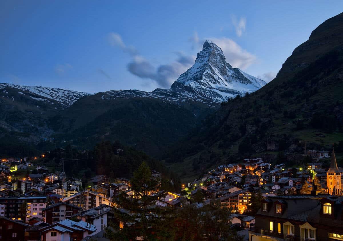 Zermatt, paraíso de esquí