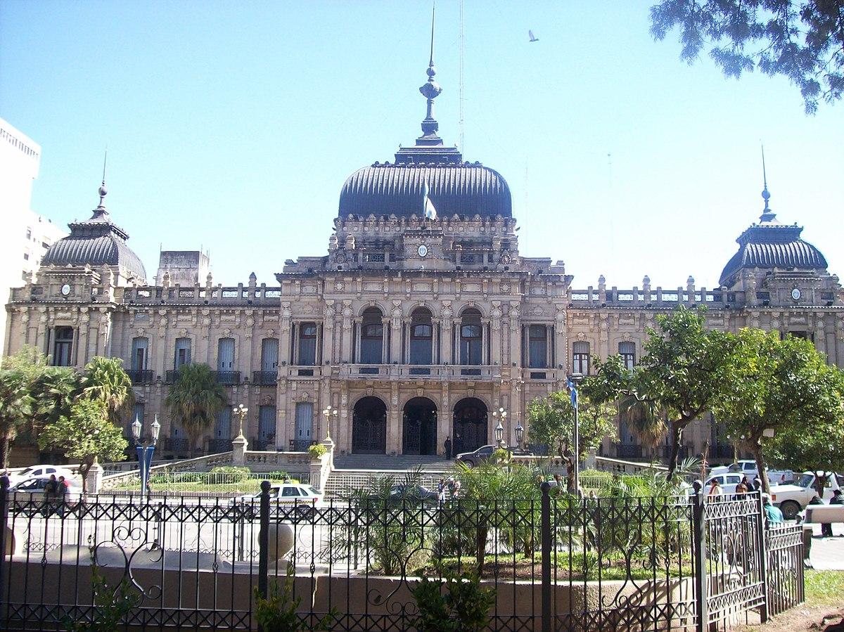 Casa de gobierno de Tucumán