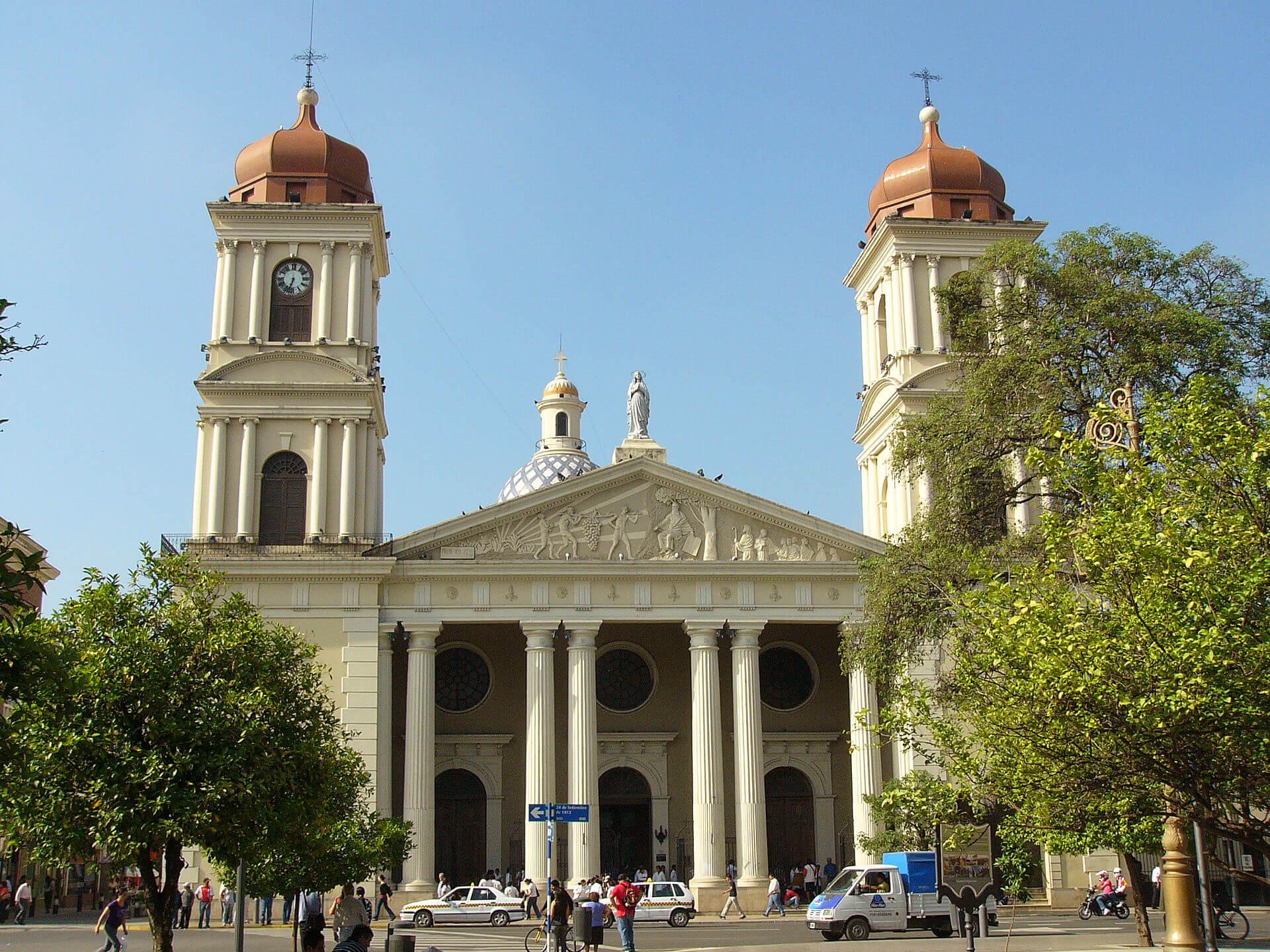 Tucumán, la ciudad de la independencia argentina