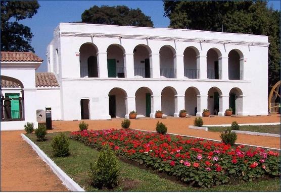 Casa del Obispo Colombres