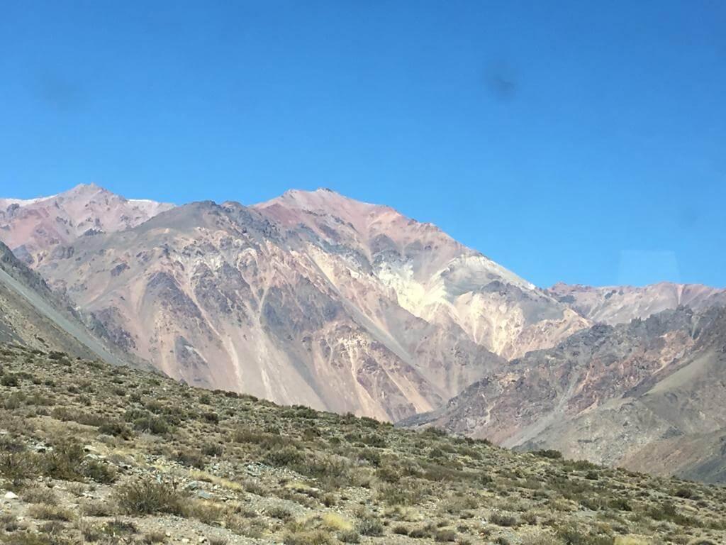 Excursión Alta Montaña-Mendoza