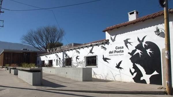 Casa Museo Poeta Agüero en Merlo San Luis