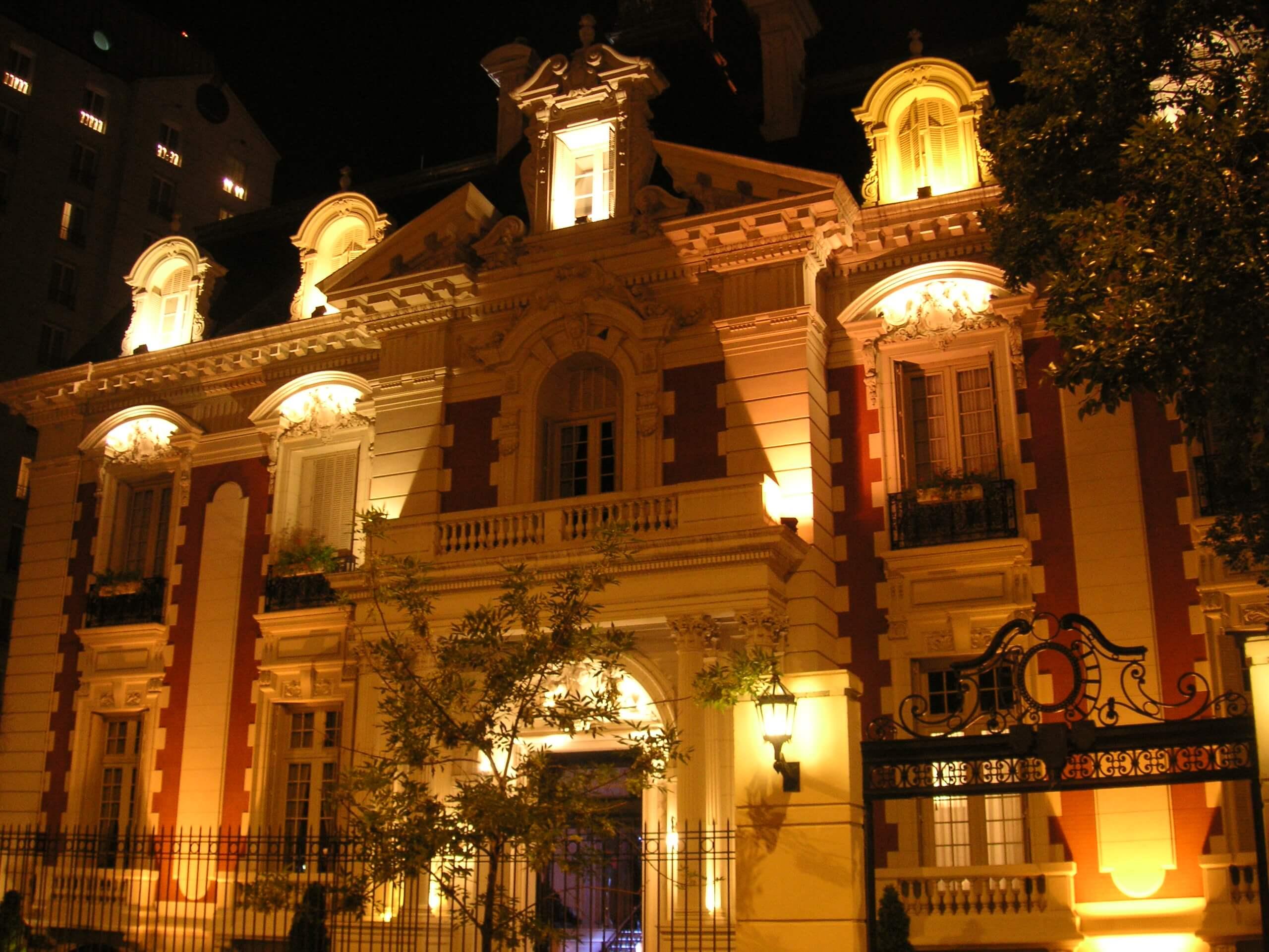 Four Seasons Hotel, elegancia y sofisticación en Buenos Aires