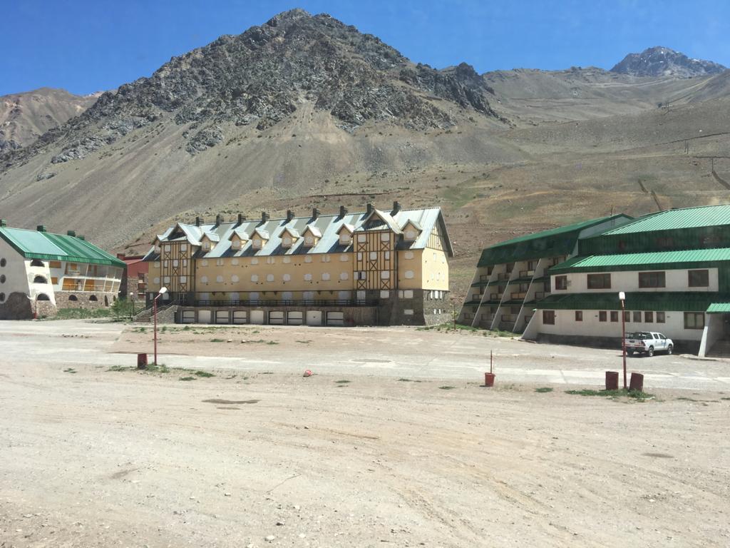 Penitentes-Excursión Alta Montaña-Mendoza