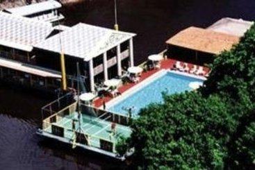 Hotel Jungle Othon Palace, en Manaus. Alojarse en plena selva