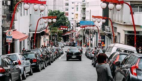 Barrio Liberdade, el barrio japonés de São  Paulo