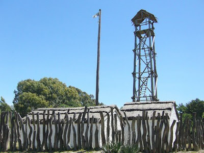 Mangrullo San Juan Bautista, en Chascomús