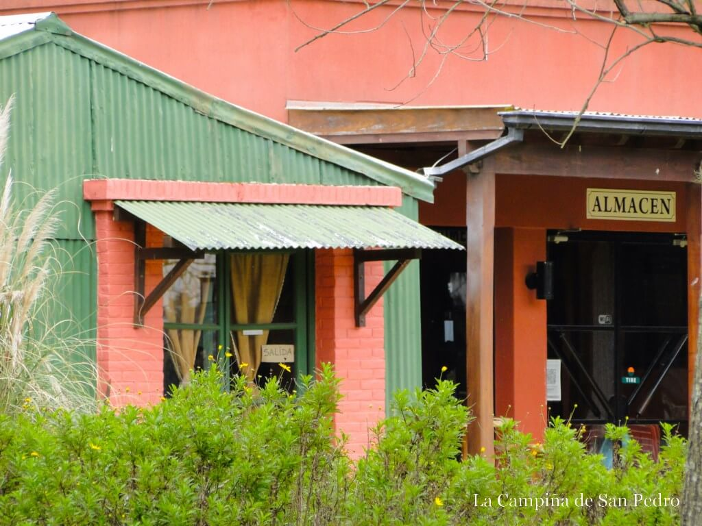 La Campiña de San Pedro, el almacén