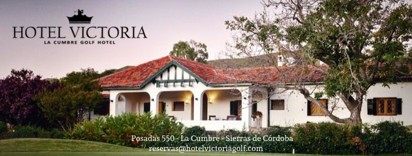Alojamiento en La Cumbre: Hotel Victoria