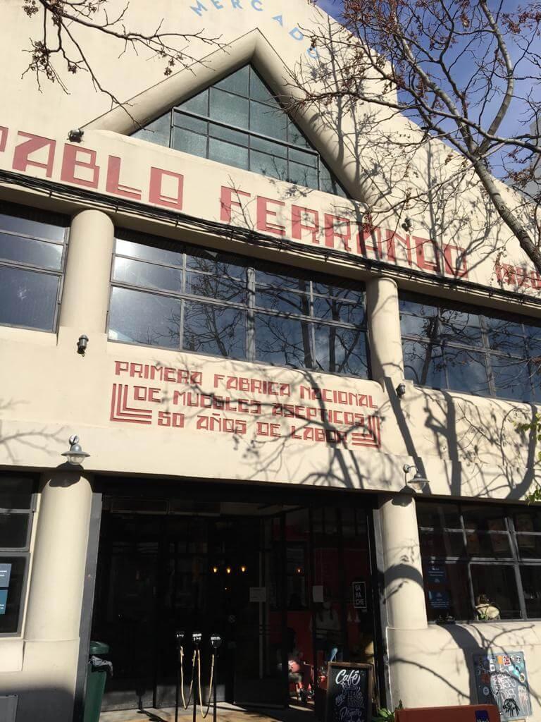 Mercado Ferrando, Montevideo, dónde comer