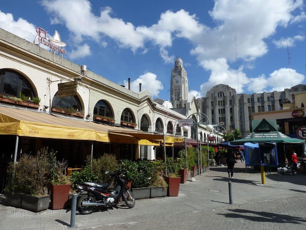 Montevideo: dónde comer en lugares cool durante la pandemia