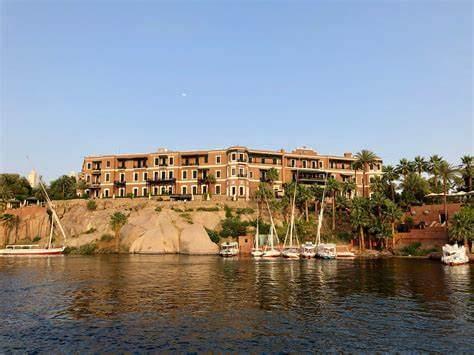 Old Cataract Aswan, el mítico e histórico hotel sobre el Nilo