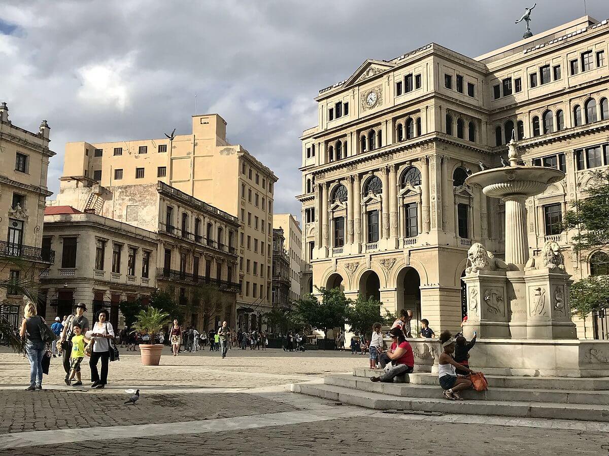 Plaza de San Francisco-La Habana Vieja