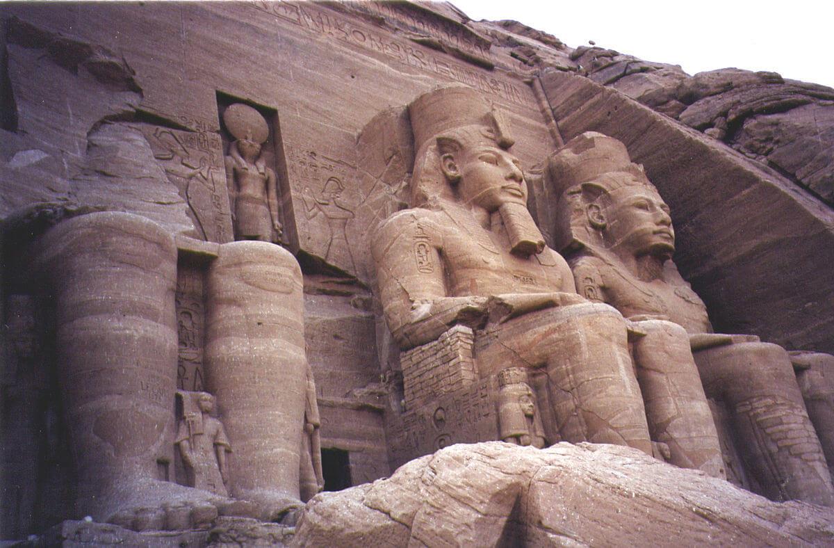 Ramsés II, el coloso de Abu Simbel