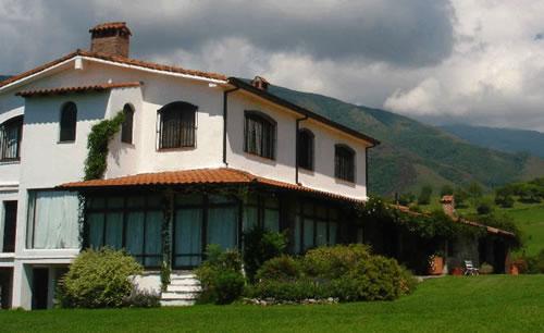 Residencia de campo Arnaga, San Lorenzo