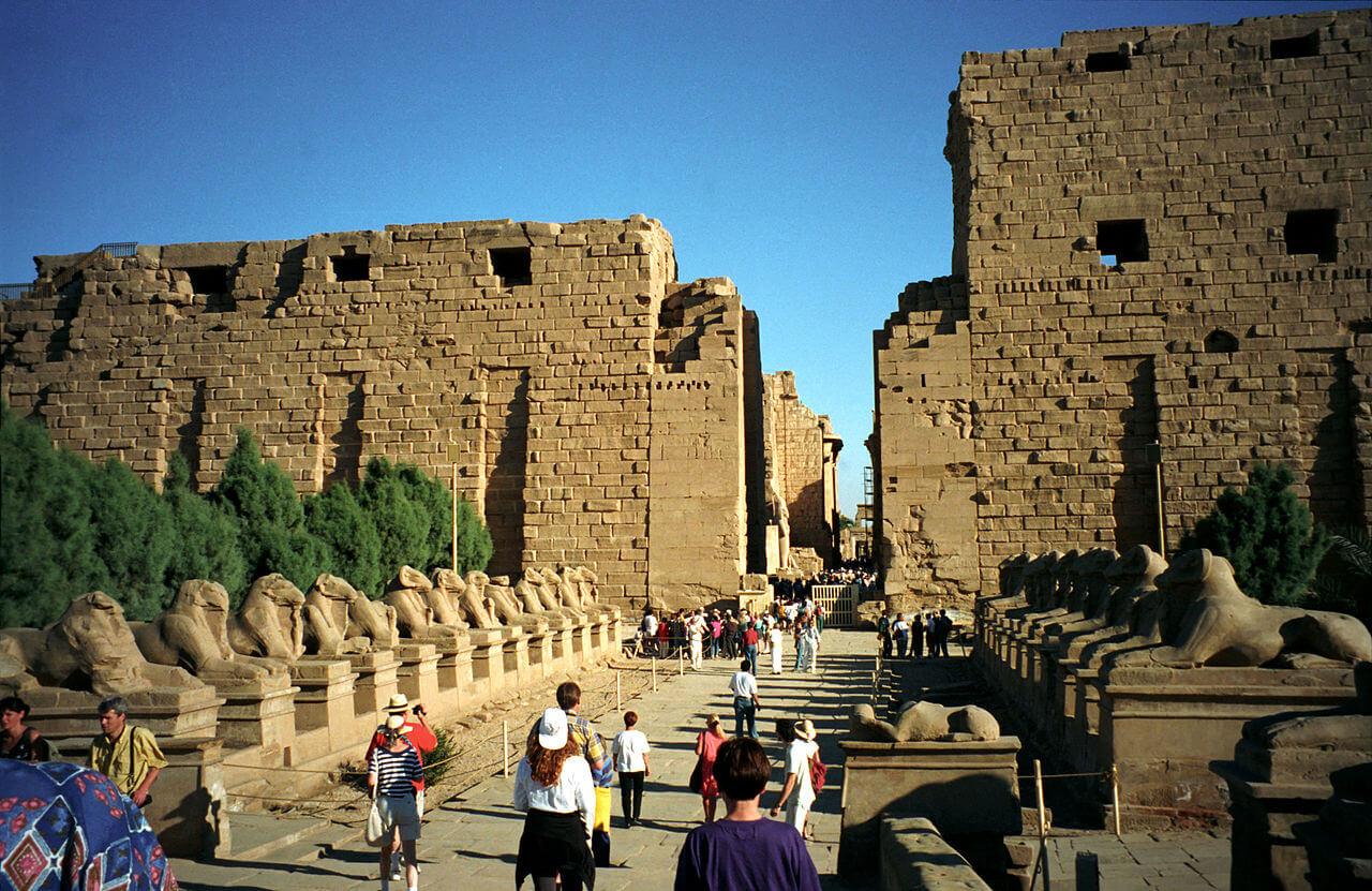 Qué ver en Luxor: Templo de Karnak