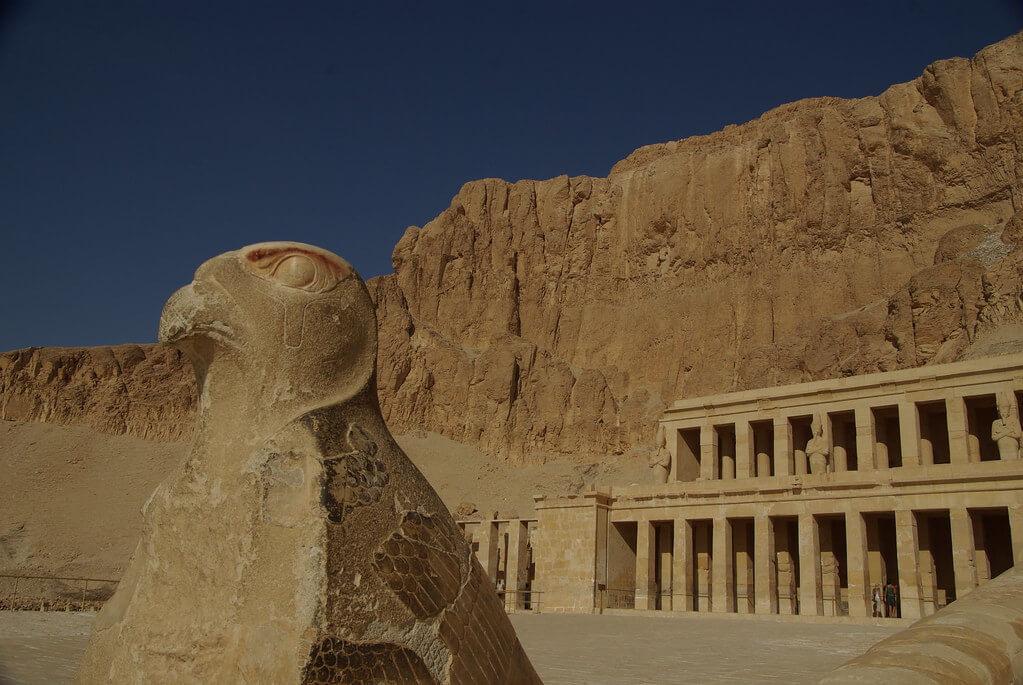 Templo de la Reina Hatchepsut