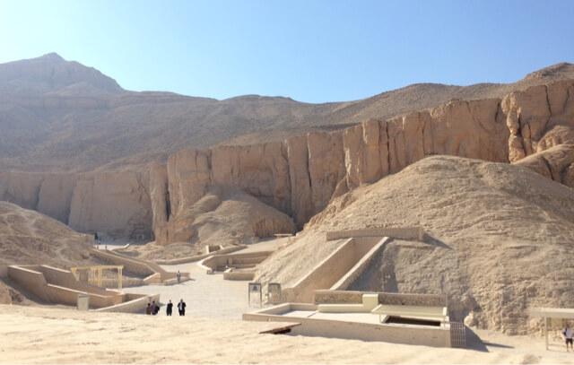Qué ver en Luxor: Valle de los Reyes